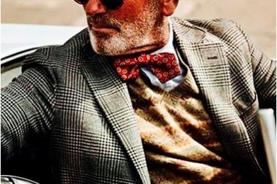 Мужские галстуки-бабочки: как носить, с чем сочетать