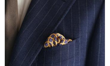 Платок в кармане: ключевой элемент мужского стиля