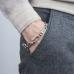 Серебряный браслет-цепь 1OZ для FOUR-IN-HAND