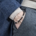 Браслет 1OZ из черно-голубого агата для FOUR-IN-HAND
