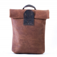 Рюкзак INCOGNITO 1029 Crazy Horse / Dark Brown