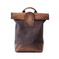 Рюкзак INCOGNITO 1039 Brown/Patina Brown