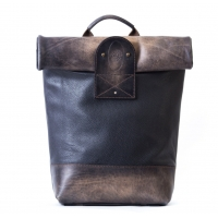 Рюкзак INCOGNITO 1039 Black/Patina Gray