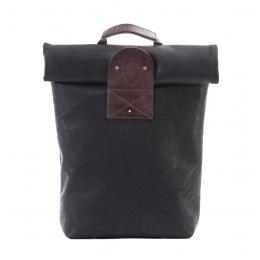 Рюкзак INCOGNITO 1029 Black/DarkBrown