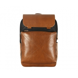 Рюкзак RAY BUTTON Amsterdam Black/Tan
