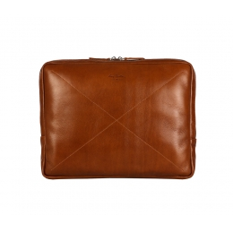 """Папка-сумка для ноутбука 13"""" RAY BUTTON Cambridge Tan"""
