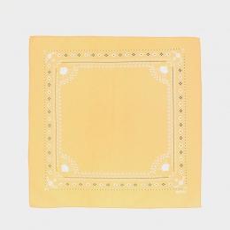 Бандана KIRIKO Harvest Yellow