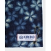 Синяя бандана KIRIKO Indigo Sakura