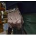Серебряный гибкий браслет 1OZ