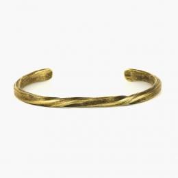 Латунный кручёный браслет 1OZ