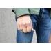 Серебряное мужское кольцо 1OZ