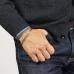 Серебряный браслет с золотой вставкой 1OZ для FOUR-IN-HAND