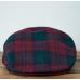 Узкая кепка Тартан HANNA HATS