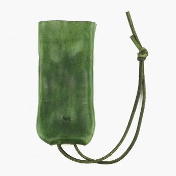 Зеленая ключница IKKY