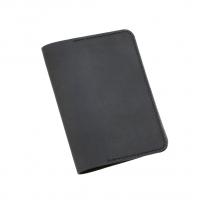 Черная обложка для паспорта FRIDAY GOODS
