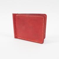 Kuznetsov & Yakunina Red money clip
