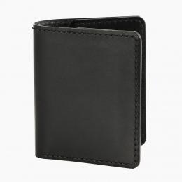 Чёрный компактный кошелёк FRIDAY GOODS