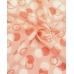 Персиковый платок KIRIKO Dots, Akebono-Iro