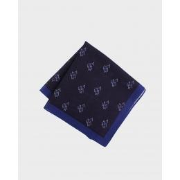 Синий платок KIRIKO Lightning