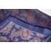 Синий нагрудный платок с узором пейсли Polo Ralph Lauren