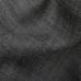 Тонкий темно-серый кашемировый шарф FOUR-IN-HAND