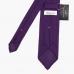 Пурпурный галстук из шелка-гренадина STEFANO CAU