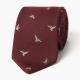 Галстук в английском загородном стиле Flying Ducks VARSUTIE