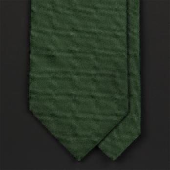 Зеленый шелковый галстук ULTURALE