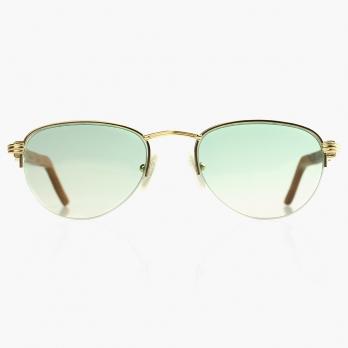 Солнцезащитные винтажные очки PORTA ROMANA