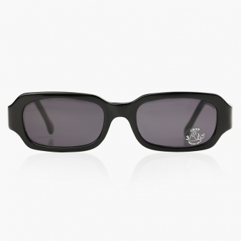 Солнцезащитные винтажные очки DIANA CAPT