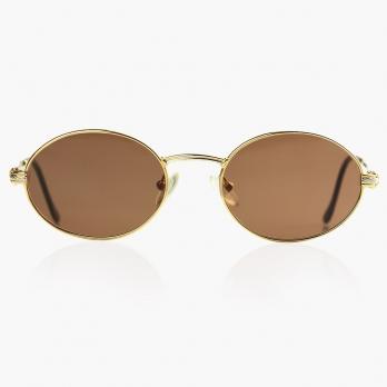 Солнцезащитные винтажные очки FRED
