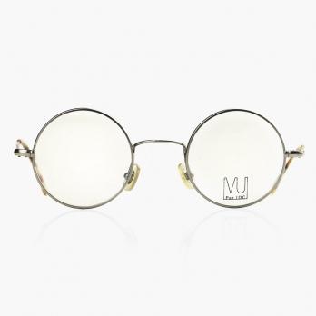 Круглые винтажные очки PAR IDC с демо-линзами