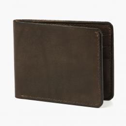 Коричневый бумажник КУЗНЕЦОВ & ЯКУНИНА