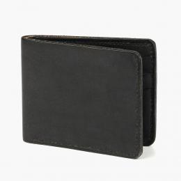 Чёрный бумажник КУЗНЕЦОВ & ЯКУНИНА
