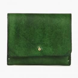 Зелёный кошелёк на кнопке IKKY