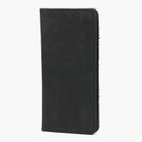 Черное вертикальное портмоне E.K.GOODS