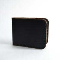 Slim wallet bifold GARDE Black