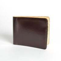 Темно-коричневый бумажник IL BUSSETTO с 8 слотами для карт