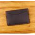 Классический коричневый кардхолдер FRIDAY GOODS