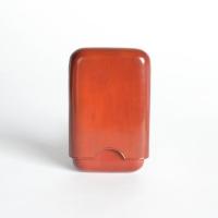 Кожаный футляр для карточек IL BUSSETTO коричневый