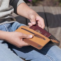 E.K.Goods кожаные аксессуары