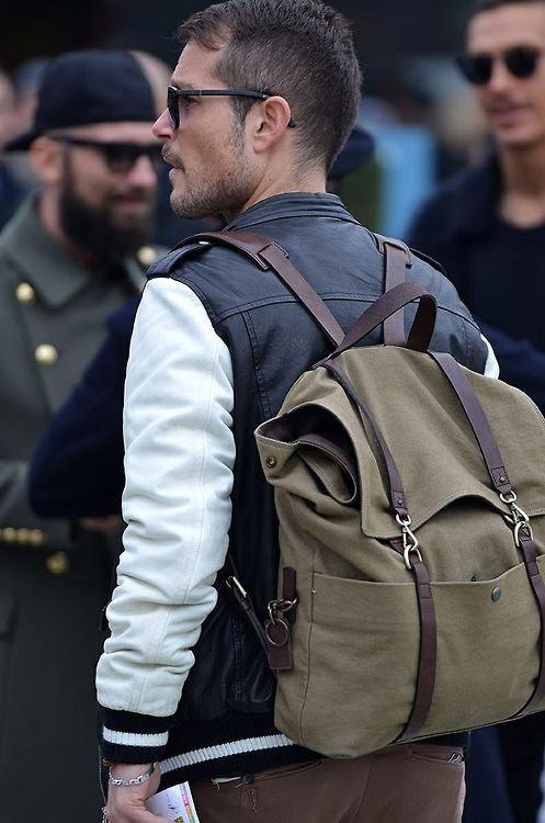 Милитари рюкзак
