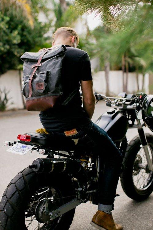 cbc03db0331b Мужской рюкзак для города: как сочетать с одеждой