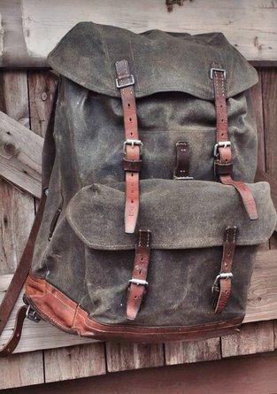 Мужской рюкзак для города  как сочетать с одеждой 4f37b71524b